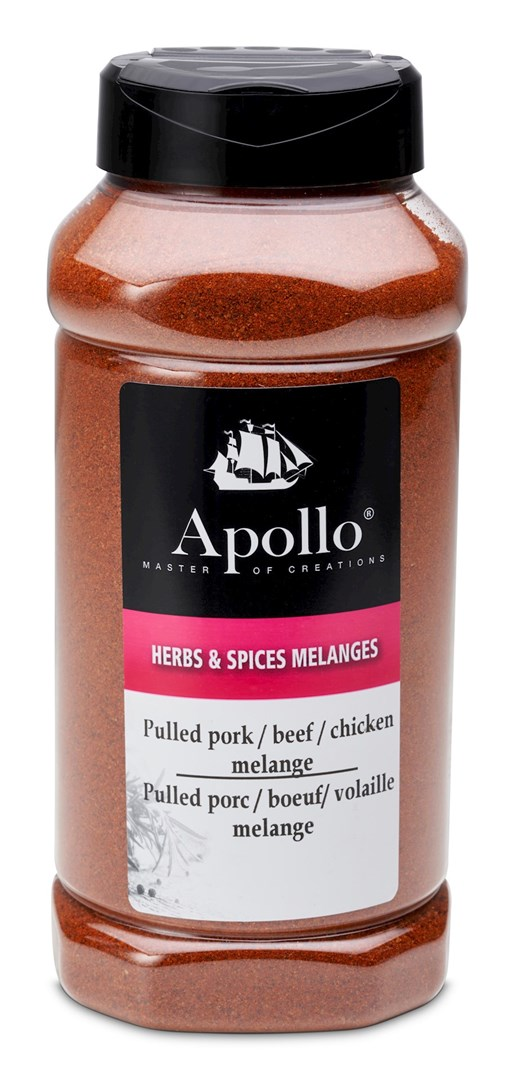 Productafbeelding Pulled pork/beef/chicken 650g