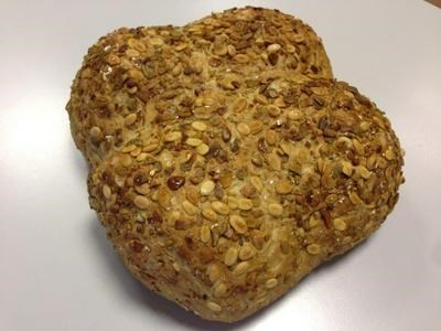 Productafbeelding Pompoenbrood 800 g