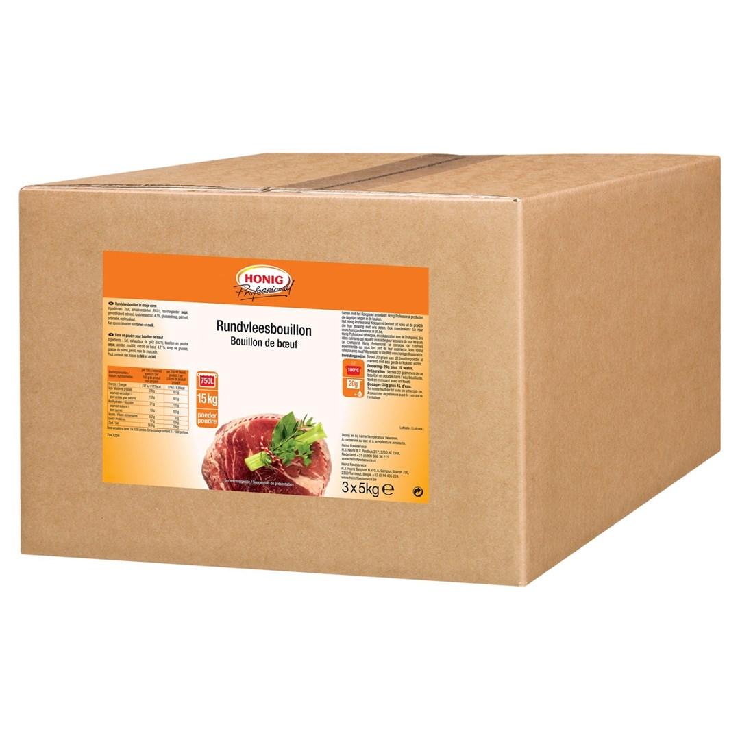 Productafbeelding Honig Professional Rundvleesouillon KA