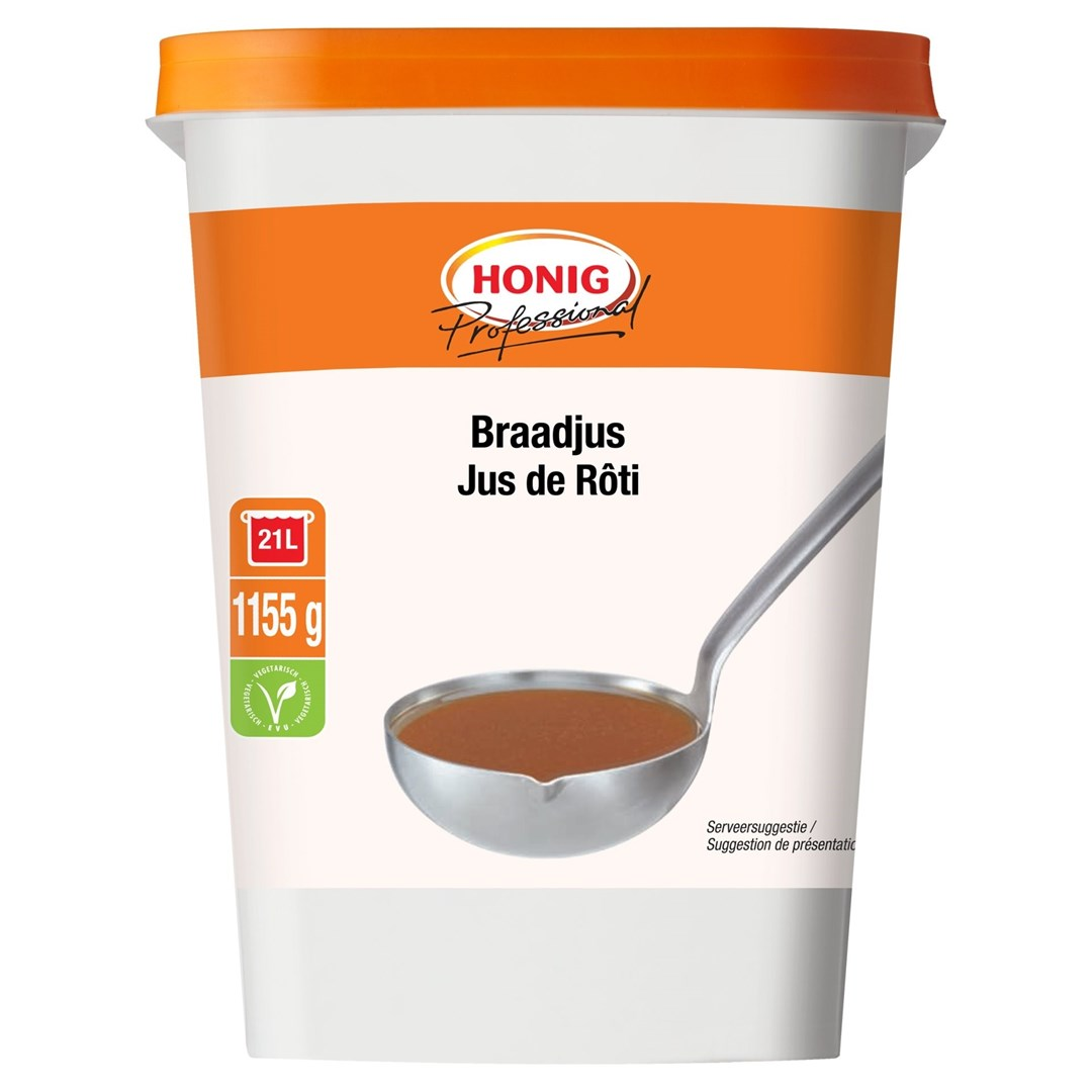 Productafbeelding Honig Professional Braadjus Vegetarisch