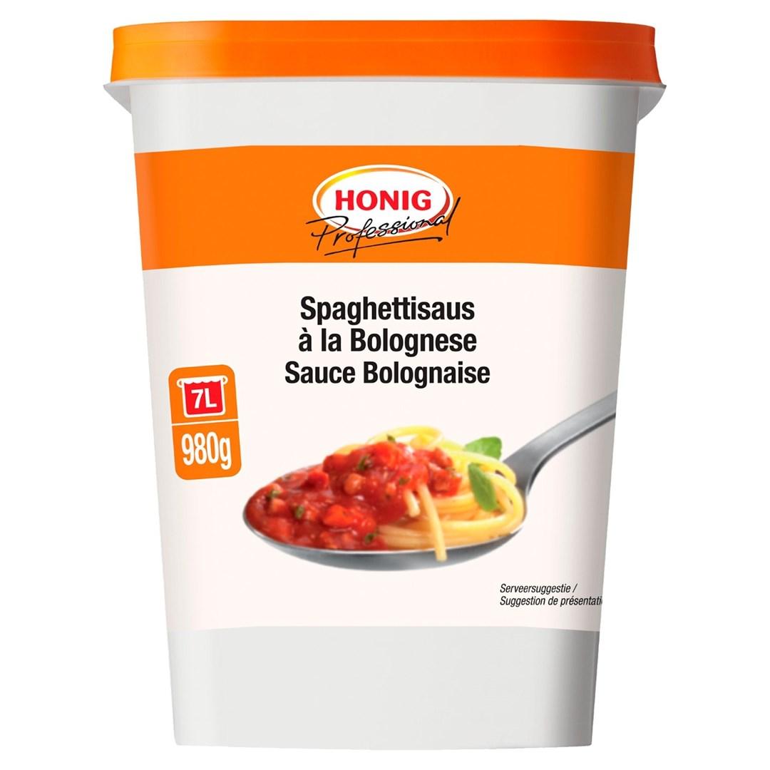 Productafbeelding Honig Professional Mix Spaghettisaus à la Bolognese 980 g Emmer