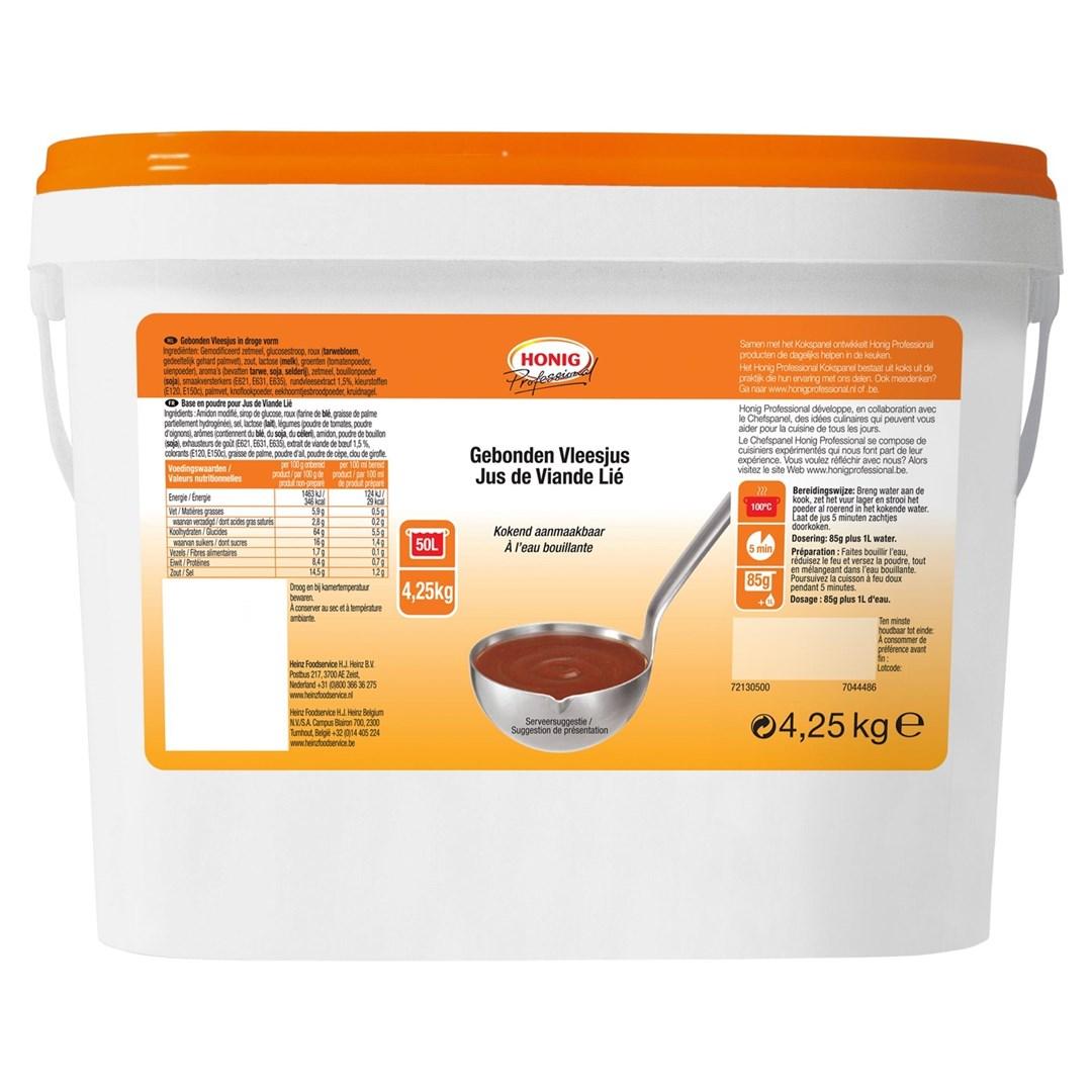 Productafbeelding Honig Professional Premium Gebonden Vleesjus