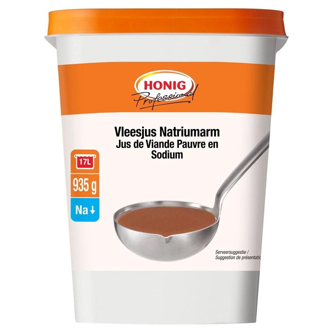 Productafbeelding Honig Professional Vleesjus Natriumarm