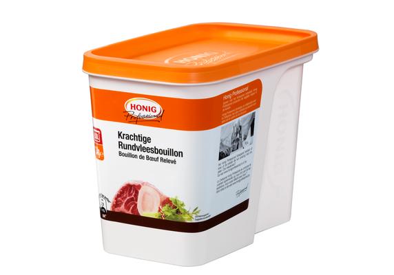 Productafbeelding Honig Professional Rundvleesbouillon Krachtige 1134 g Beker/kuipje