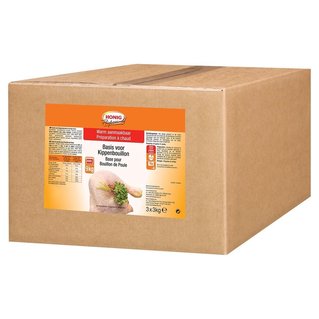 Productafbeelding Honig Professional Basis voor Kippenbouillon