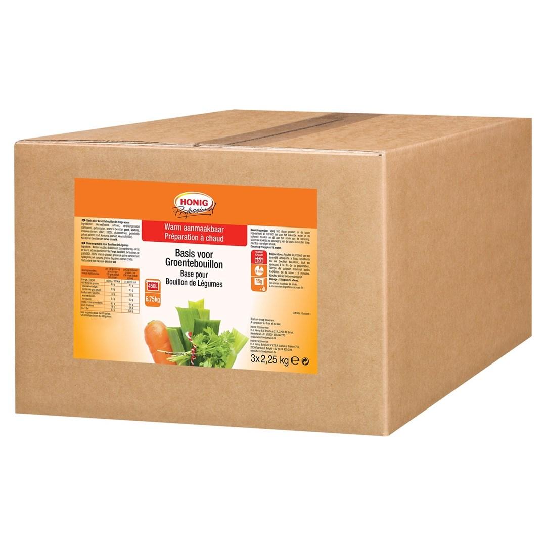 Productafbeelding Honig Professional Basis Groentebouillon