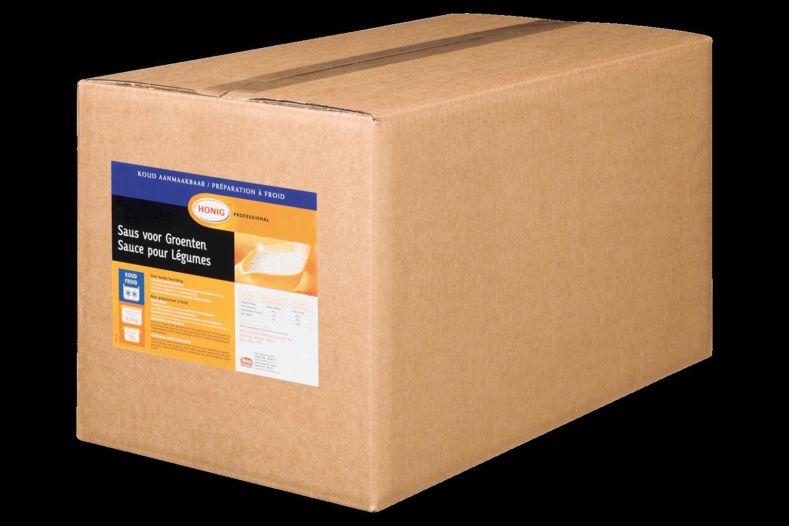 Productafbeelding Honig Professional Saus voor Groenten