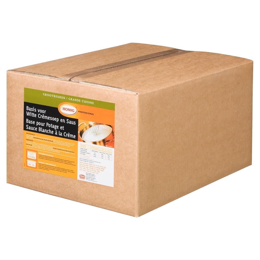 Productafbeelding Honig Professional Basis Witte Creme voor Soep en Saus