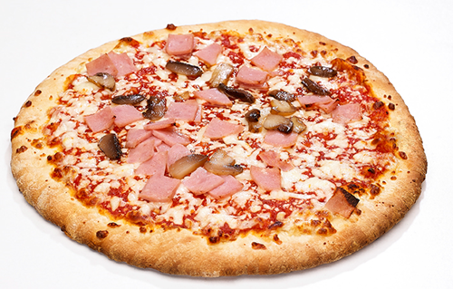 Productafbeelding Pizza ham champignon 29cm