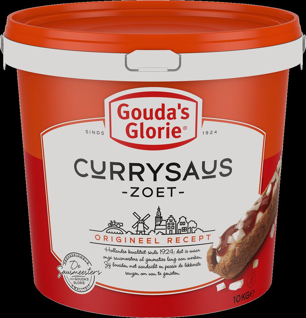 Productafbeelding Gouda's Glorie Currysaus | Emmer 10 KG