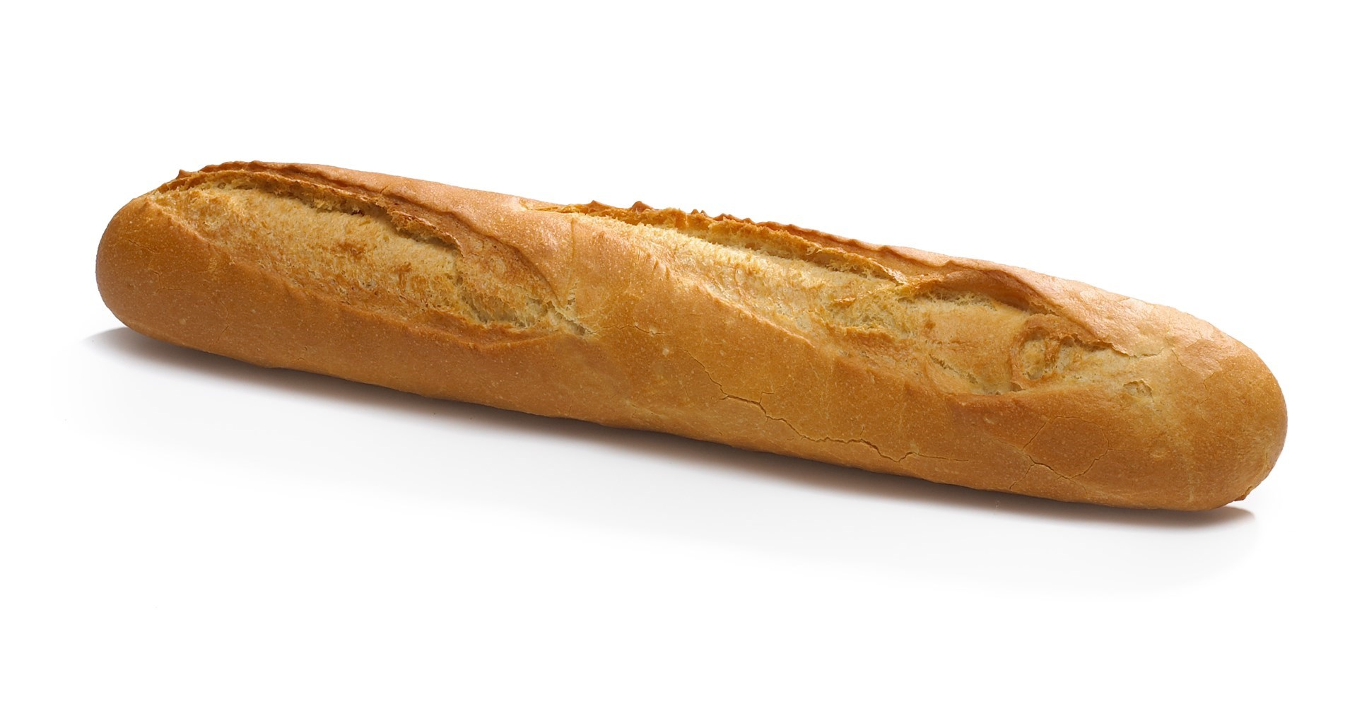 Productafbeelding 1/2 Frans stokbrood wit 140G