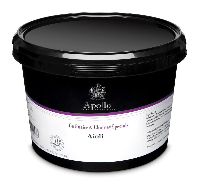 Productafbeelding Aioli mayonaise 1,9 kg