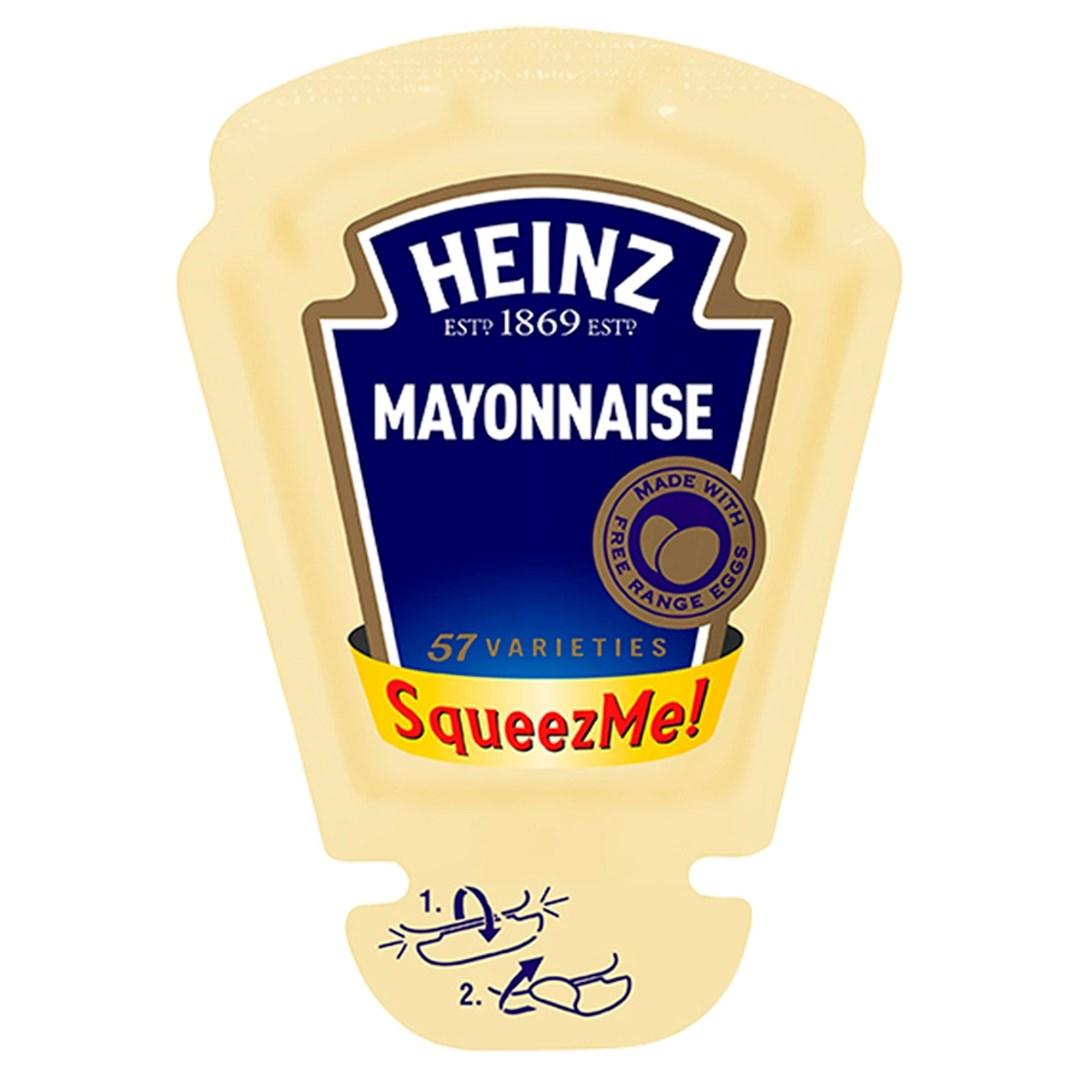 Productafbeelding Heinz SqueezMe Mayonaise