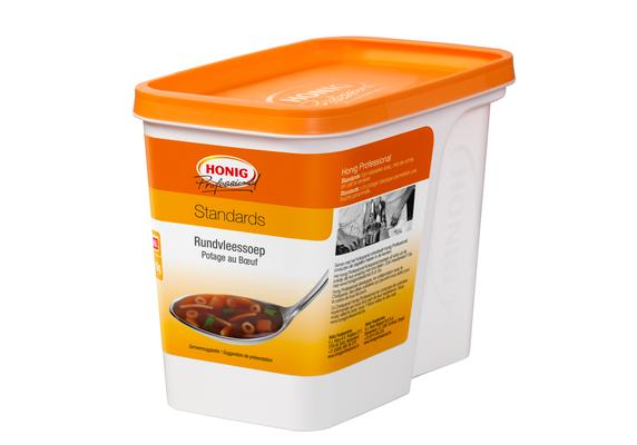 Productafbeelding Honig Professional Rundvleessoep 910 g Beker/kuipje