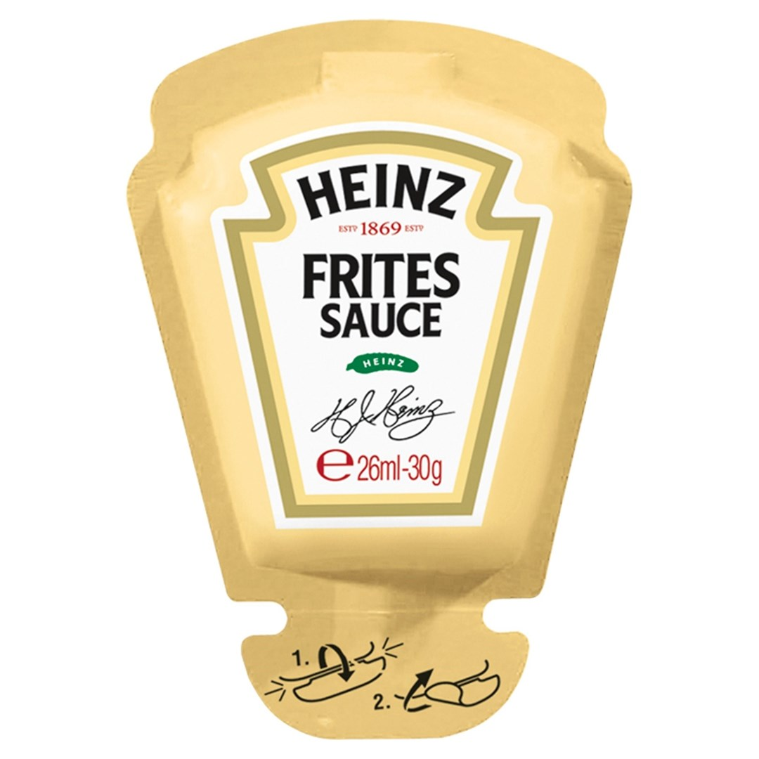 Productafbeelding Heinz SqueezMe Fritessaus