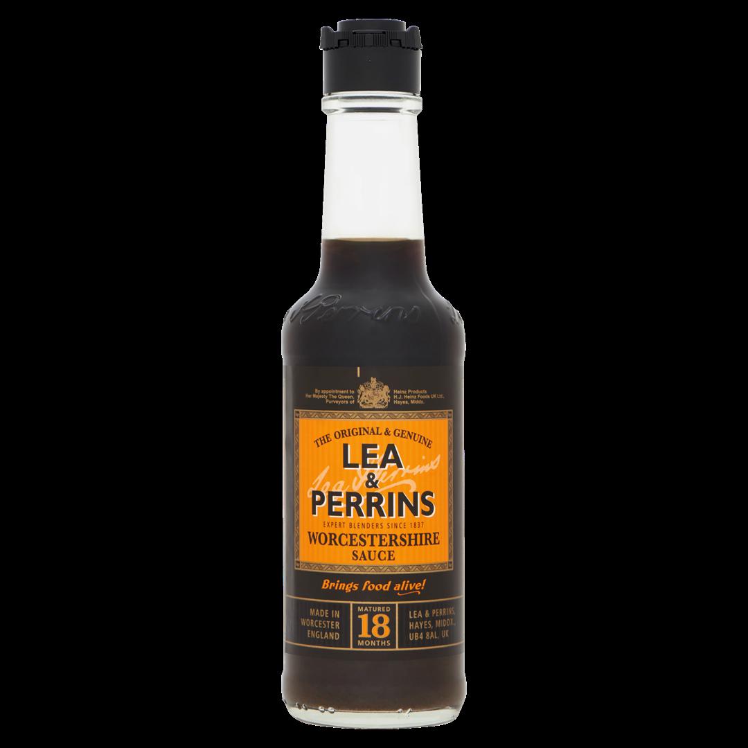 Productafbeelding Lea & Perrins Saus Worcestershire 150 ml Fles