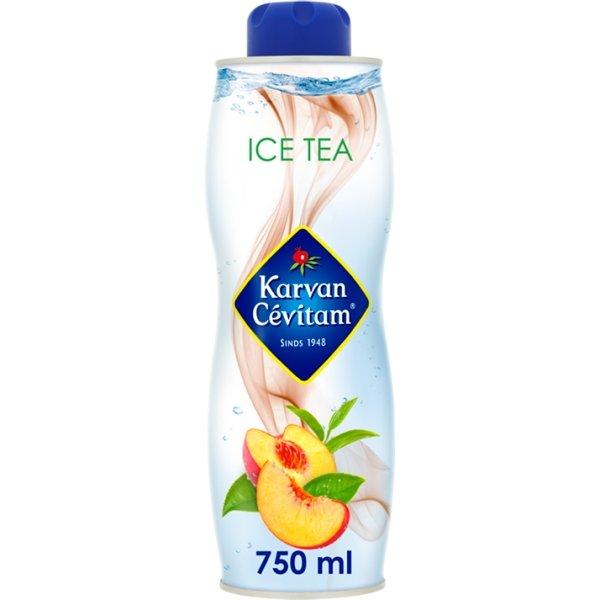 Productafbeelding Karvan Cévitam Vruchtenlimonadesiroop Peach 750 ml Blik