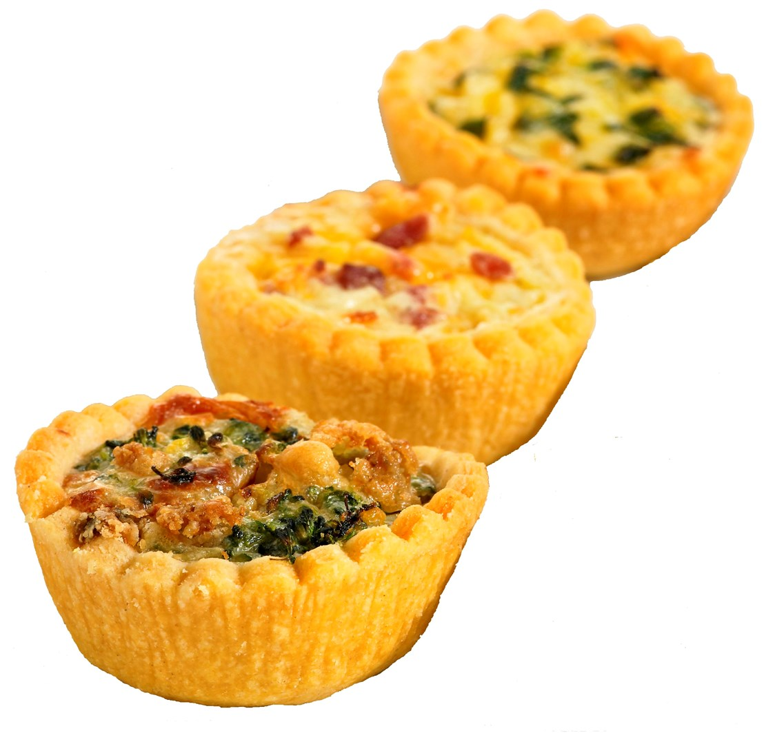 Productafbeelding Mini Quiche Selection 21 gram