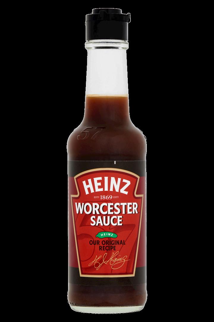 Productafbeelding Heinz Saus Worcester 150 ml Fles