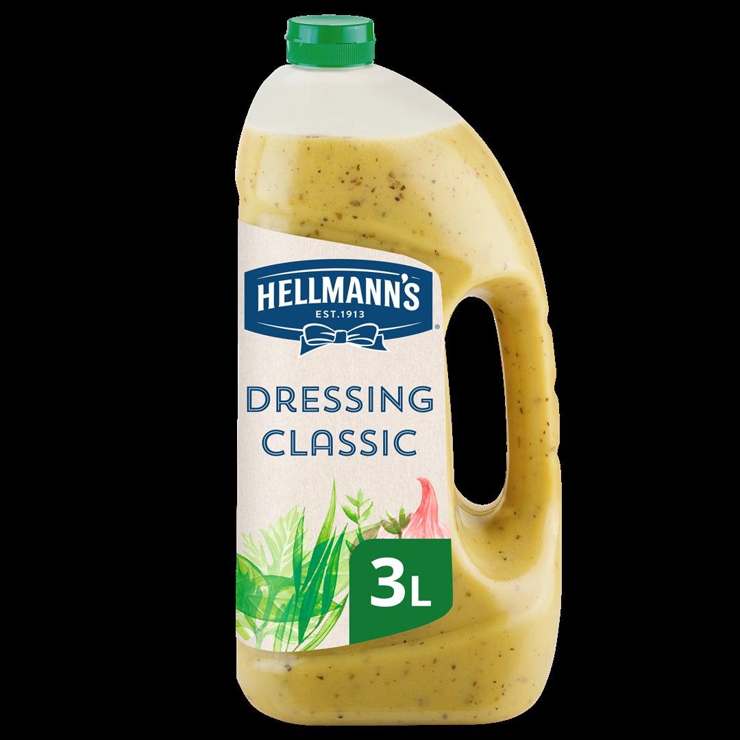 Productafbeelding Hellmann's Dressing Classic 3L 4X