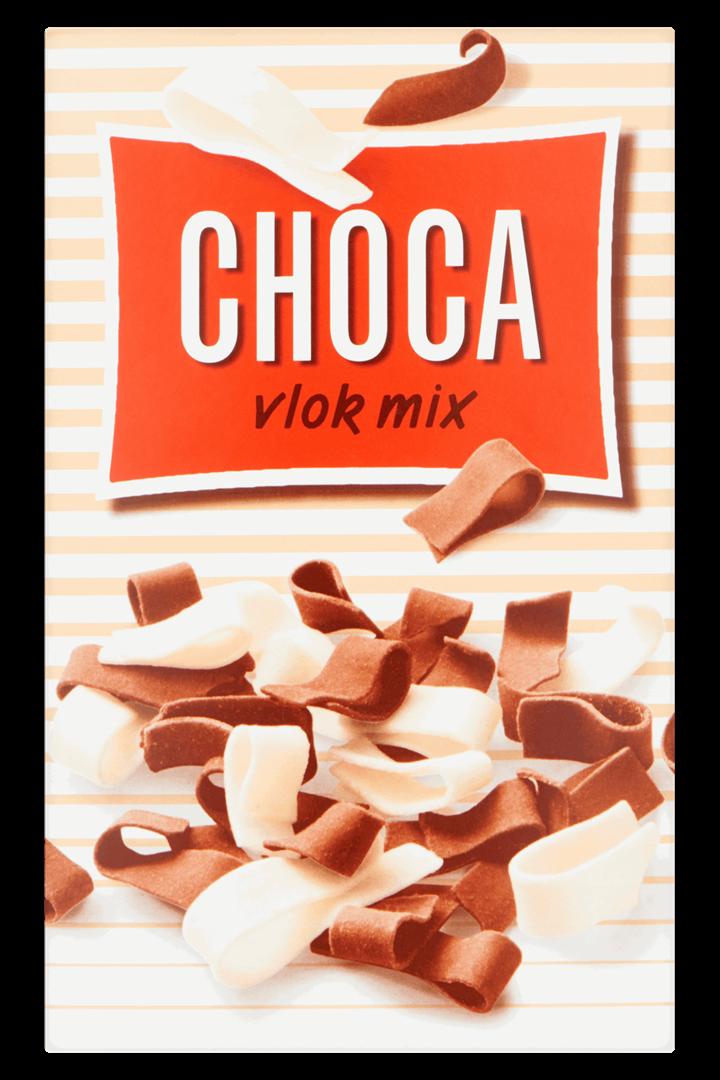 Productafbeelding Choca Mix van Vlokken 200 g Doos