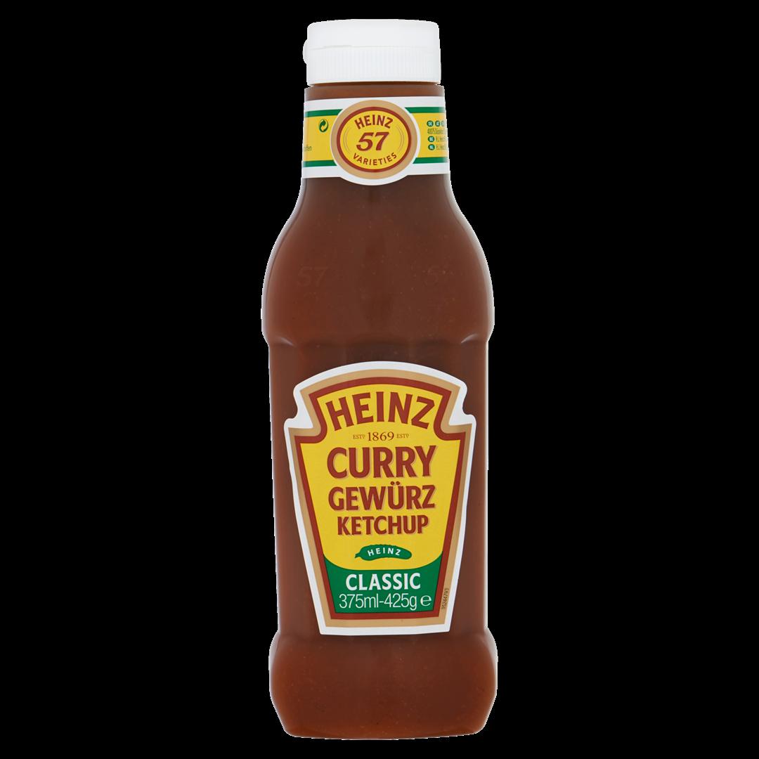 Productafbeelding Heinz Saus Curry Gewürz 425 g Fles