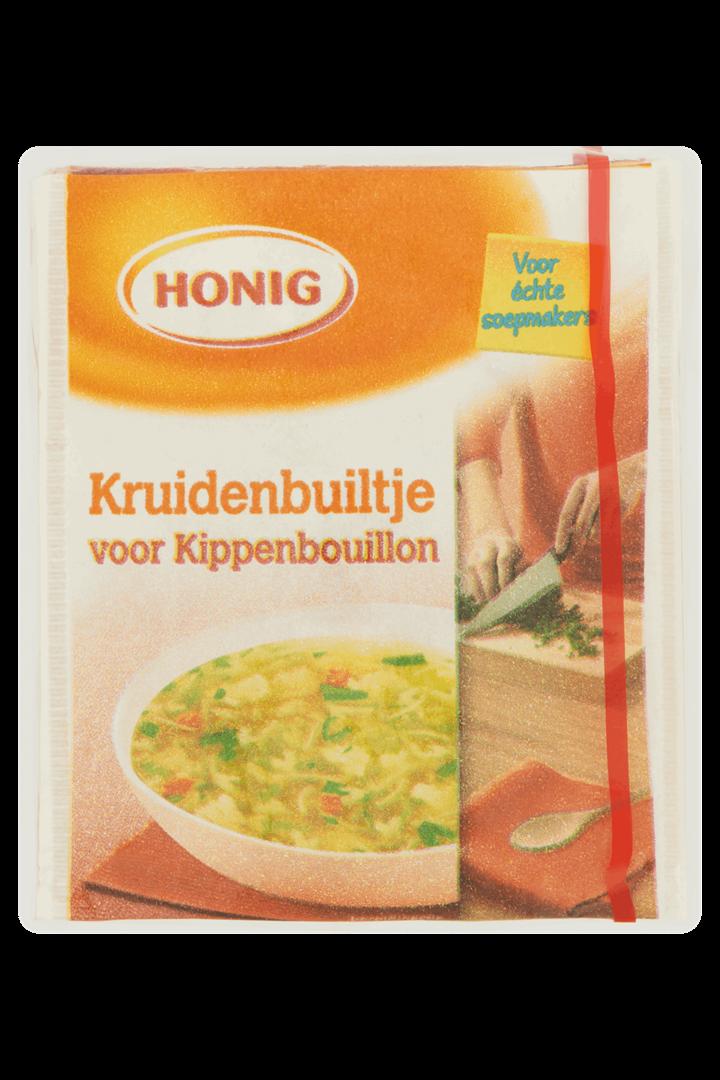 Productafbeelding Honig Kruidenbuiltje voor Kippenbouillon 13 g Multi-pack
