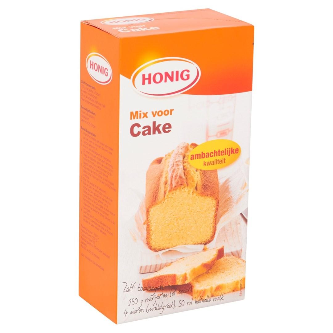 Productafbeelding Honig Mix voor Cake 400 g Doos