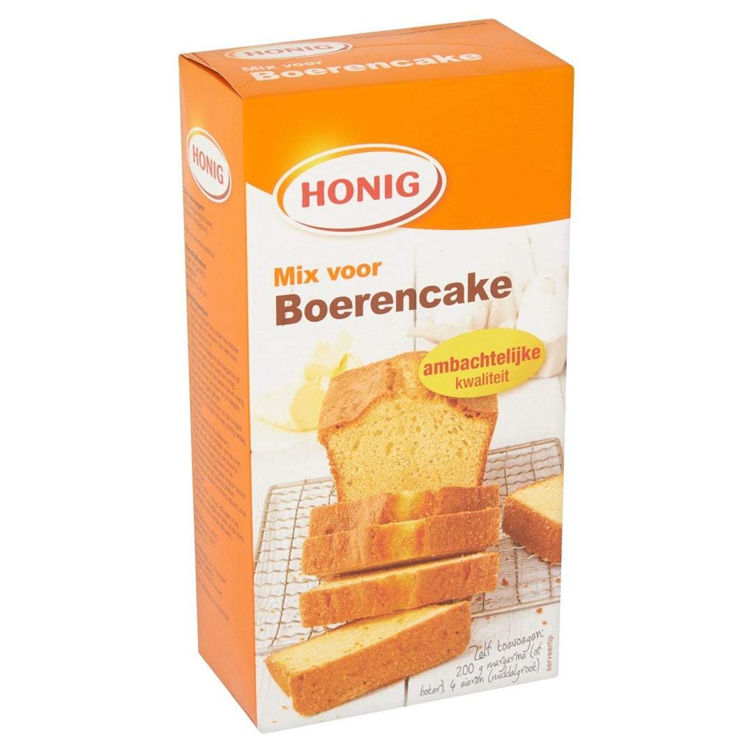 Productafbeelding Honig Mix voor Boerencake 400 g Doos