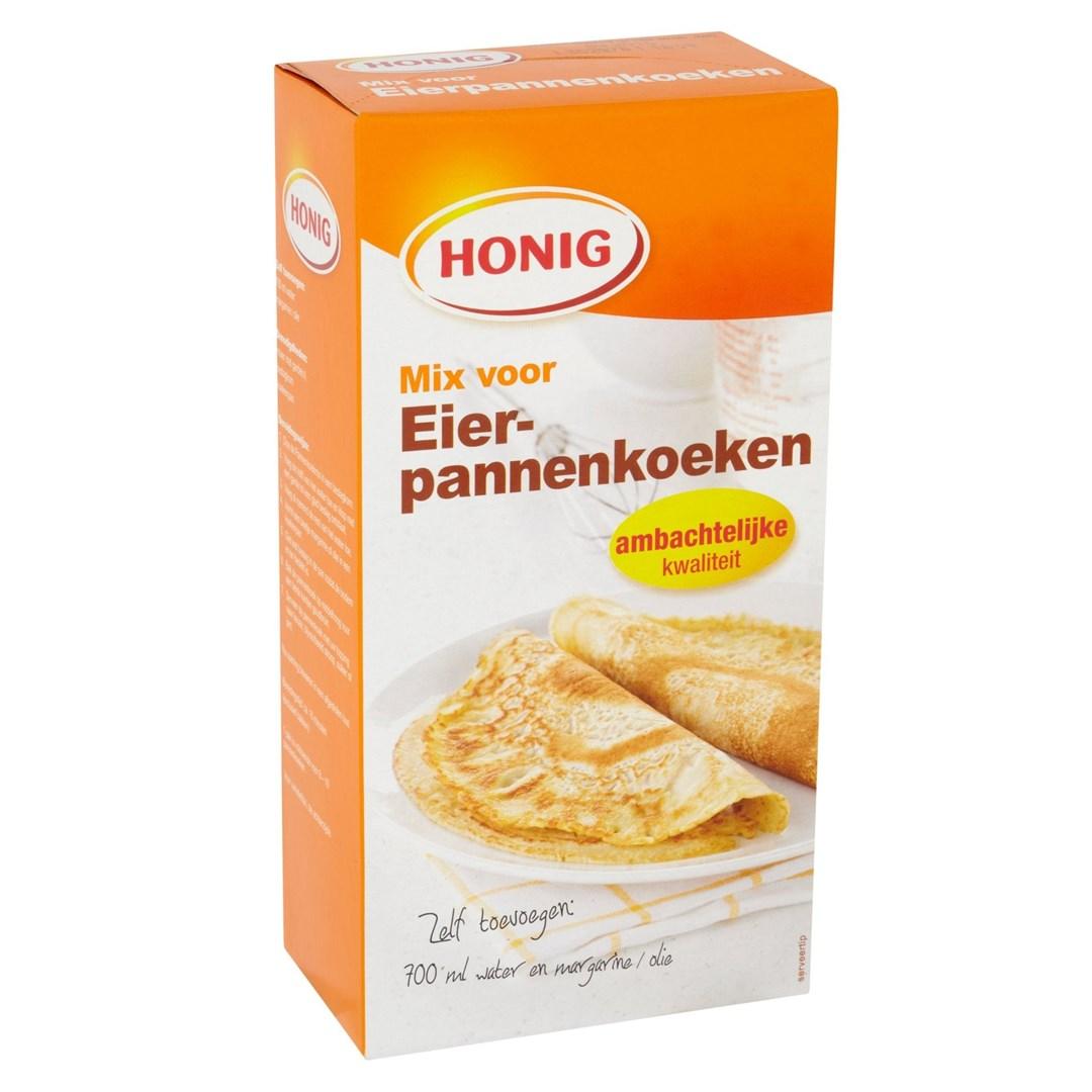Productafbeelding Honig Mix voor Eierpannenkoeken 400 g Doos