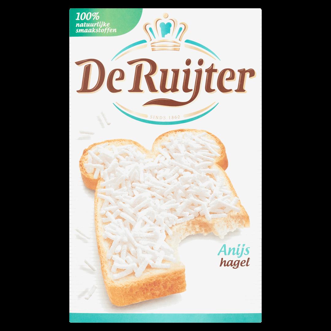 Productafbeelding De Ruijter Suikerhagel Anijshagel 300 g Doos