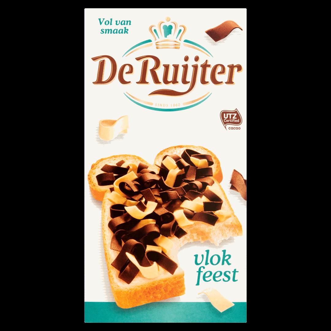 Productafbeelding De Ruijter Mix Vlokfeest 300 g Doos