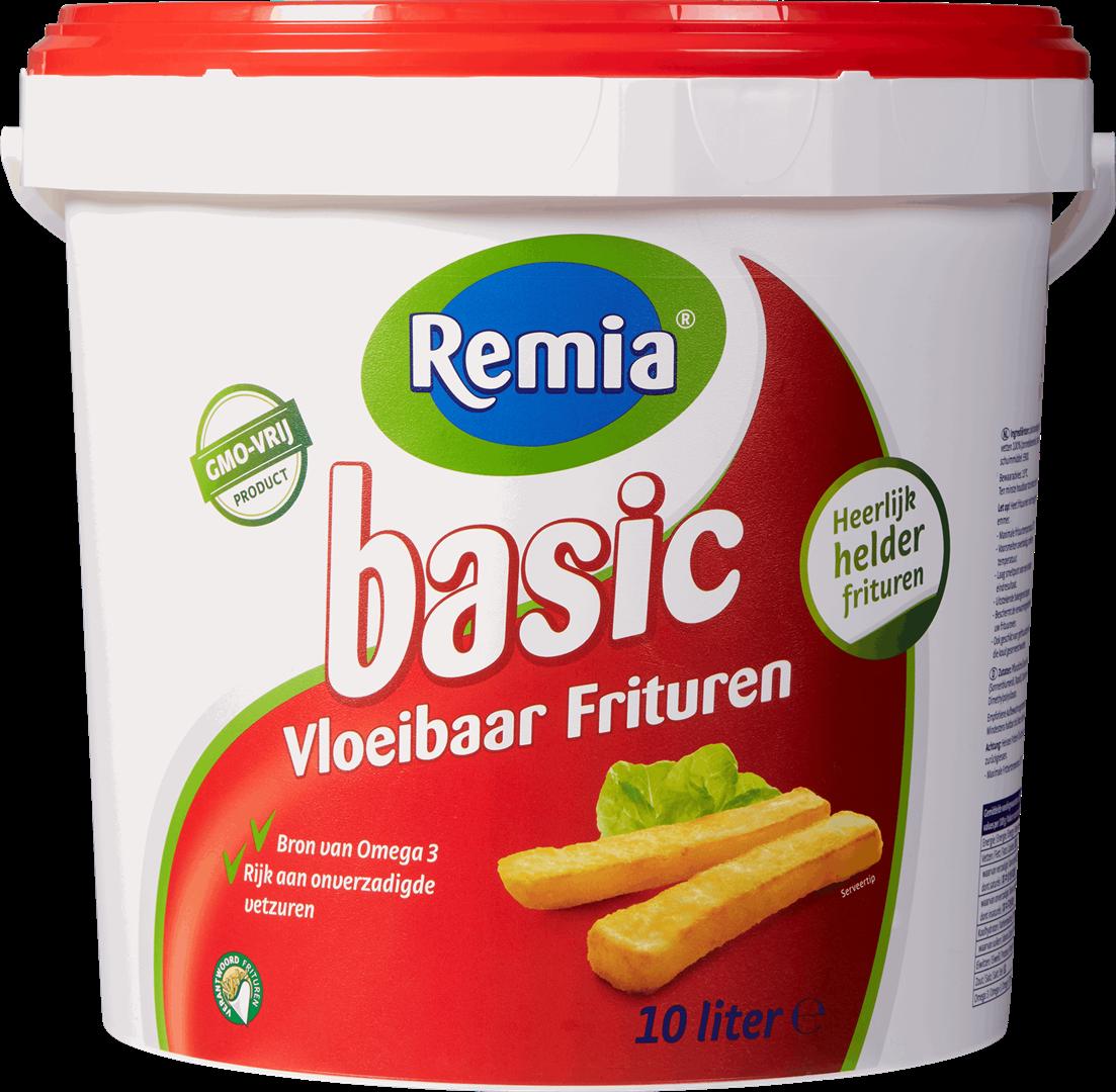 Productafbeelding Remia Frituurvet Basic   Emmer 1 x 10 L