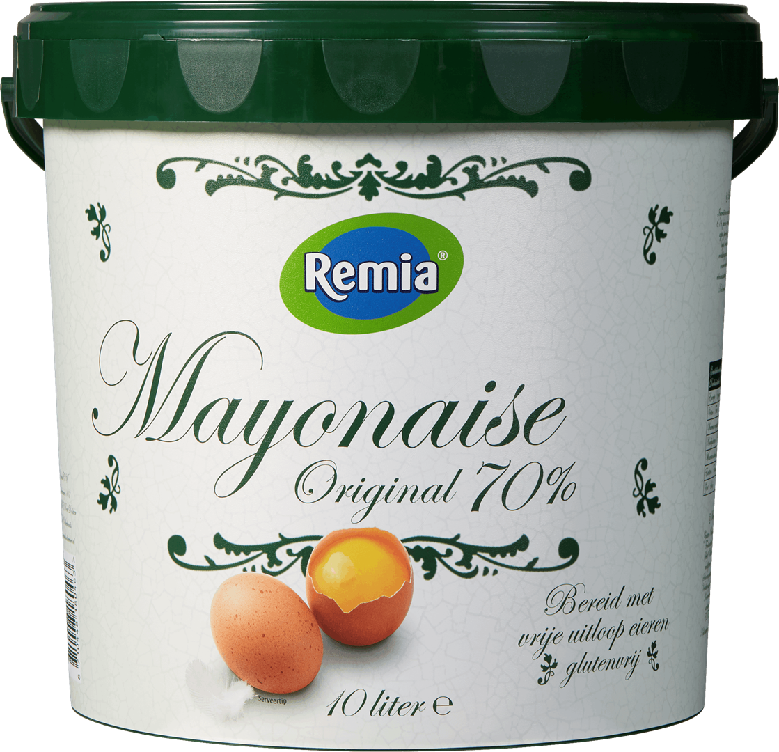 Productafbeelding Remia Mayonaise Original 70%   Emmer 10 L