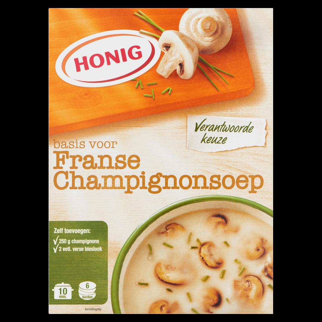 Productafbeelding Honig Soep Basis voor Franse 107 g Doos