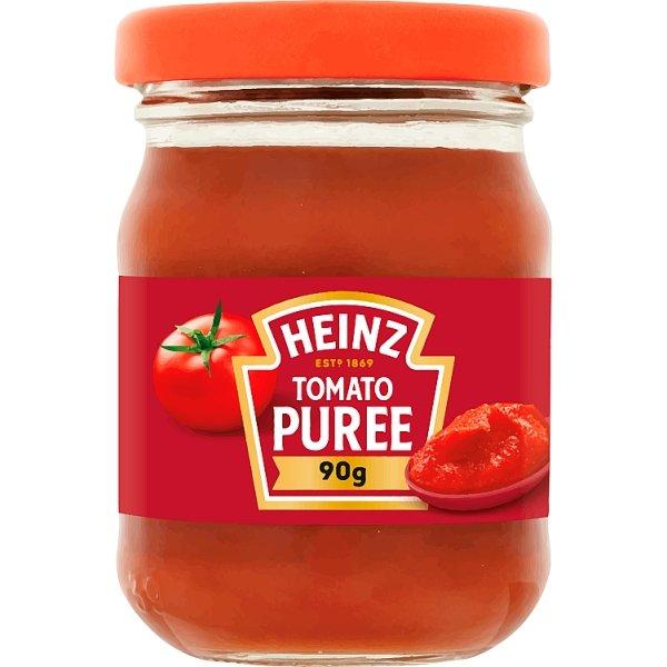 Productafbeelding Heinz Tomatenpuree Dubbel Geconcentreerd 90 g Pot