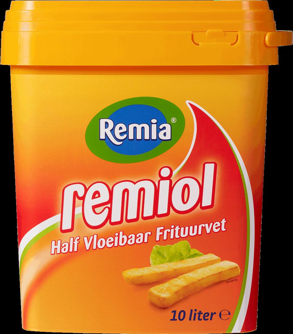 Productafbeelding Remia Frituurvet Remiol | Emmer 10 L
