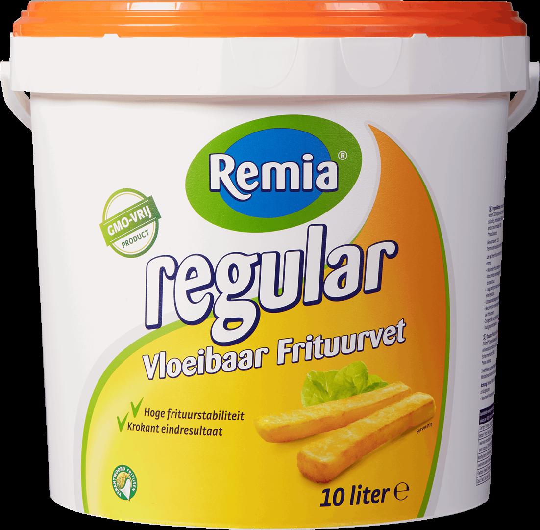 Productafbeelding Remia Frituurvet Regular | Emmer 10 L