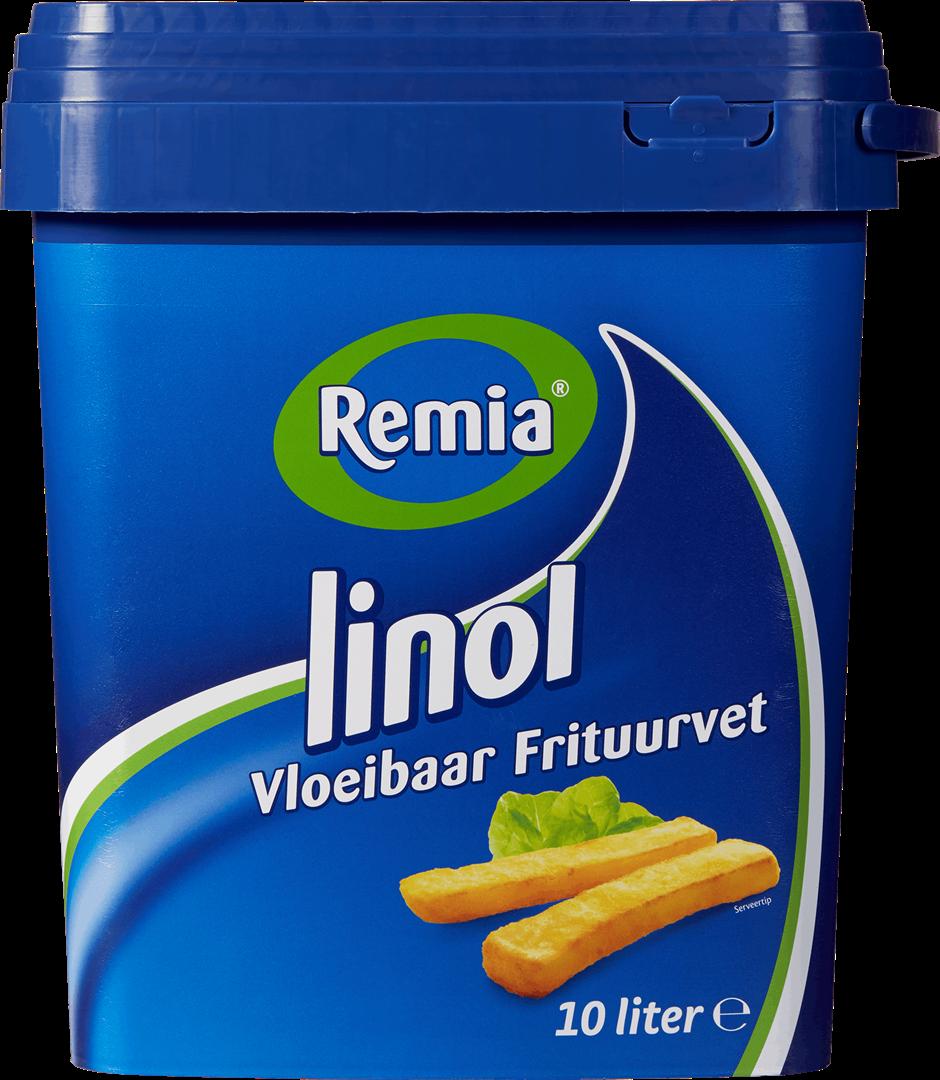 Productafbeelding Remia Frituurvet Linol   Emmer 10 L