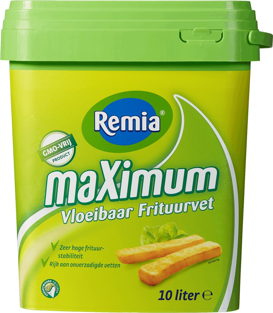 Productafbeelding Remia Frituurvet Maximum   Emmer 10 L