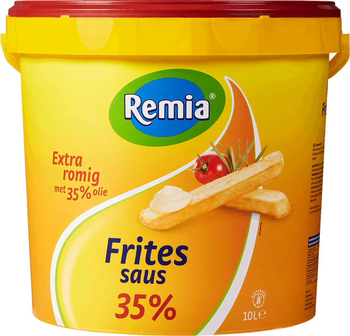 Productafbeelding Remia Fritessaus 35% | Emmer 10 L
