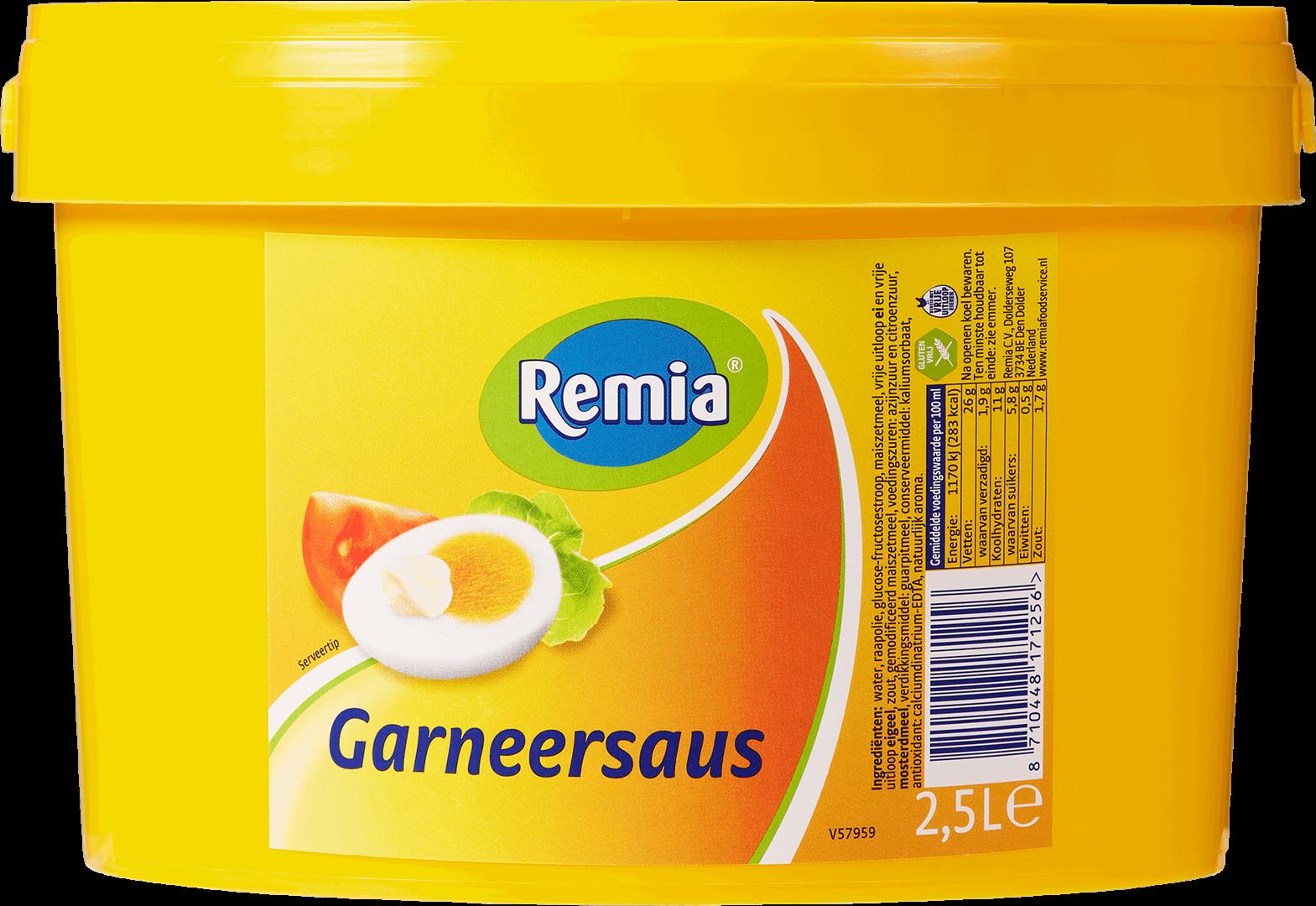 Productafbeelding Remia Garneersaus   Emmer 2,5 L