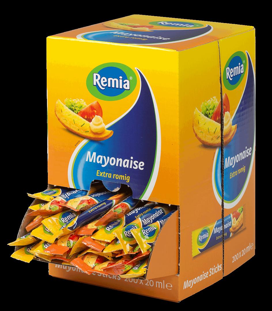 Productafbeelding Remia Mayonaise | Sticks  200 x 20 ML