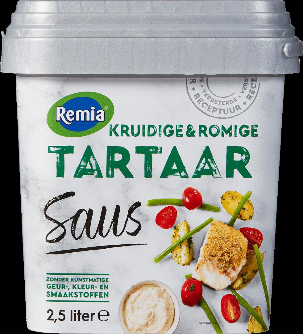 Productafbeelding Remia Tartaar Saus   Emmer 2,5 L