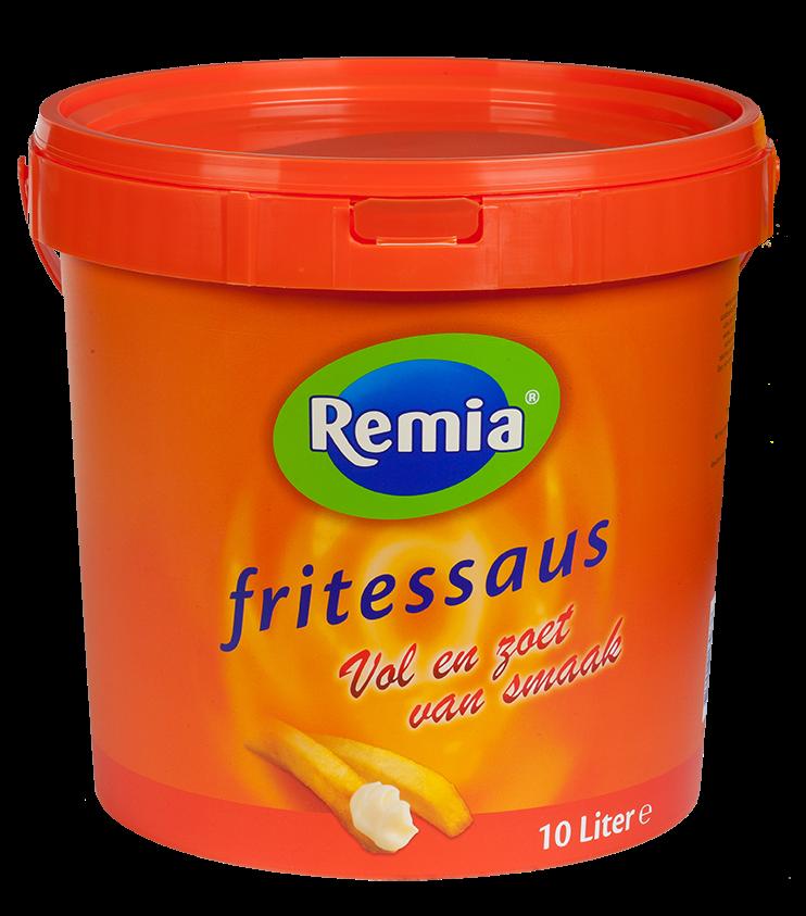 Productafbeelding Remia Fritessaus Oranje | Emmer 10 L