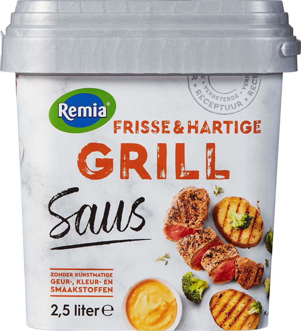 Productafbeelding Remia Grill Saus   Emmer 2,5 L