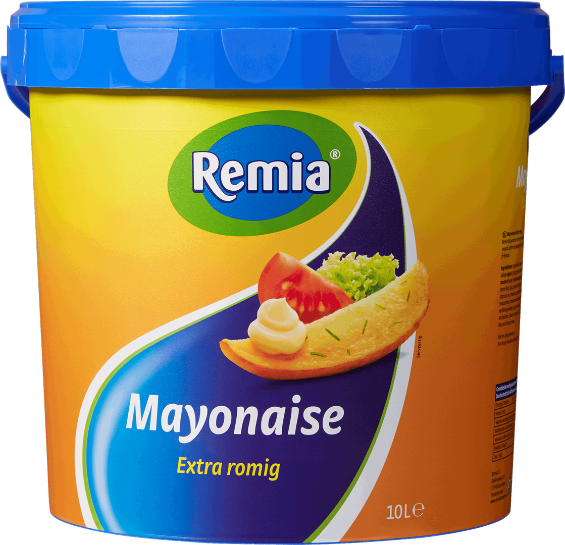 Productafbeelding Remia Mayonaise Extra romig   Emmer 10 L