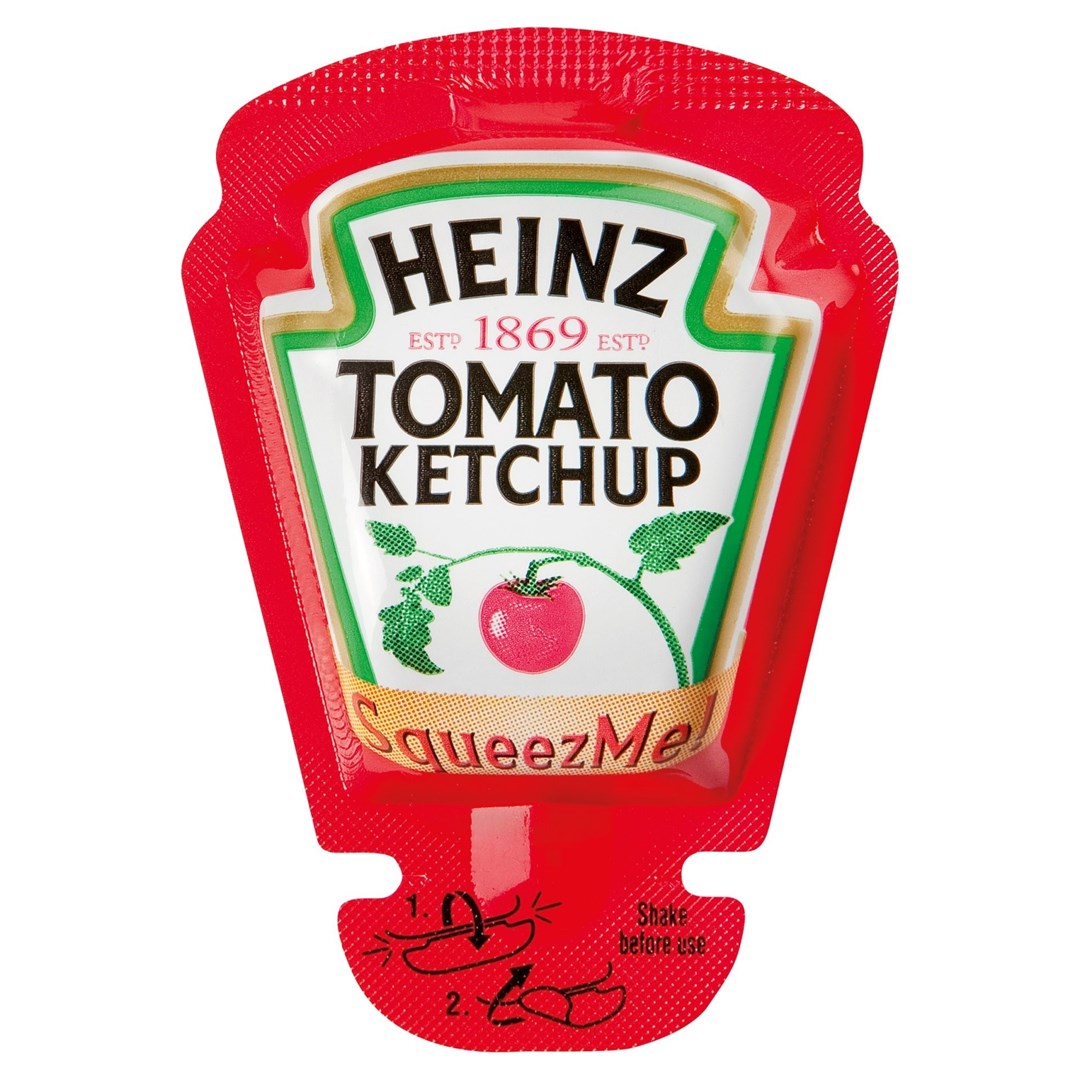 Productafbeelding Heinz SqueezMe Tomato Ketchup