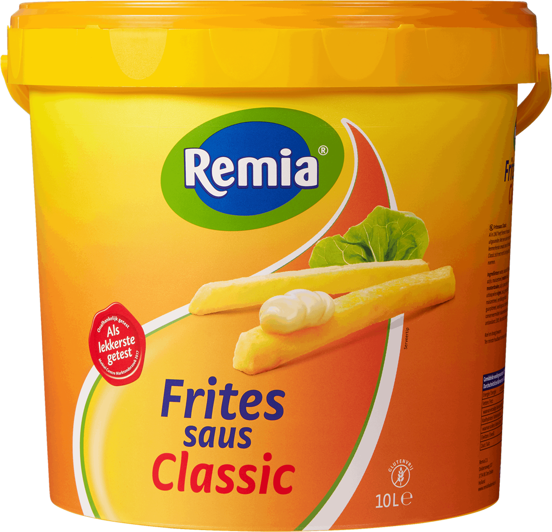 Productafbeelding Remia Fritessaus Classic   Emmer 10 L
