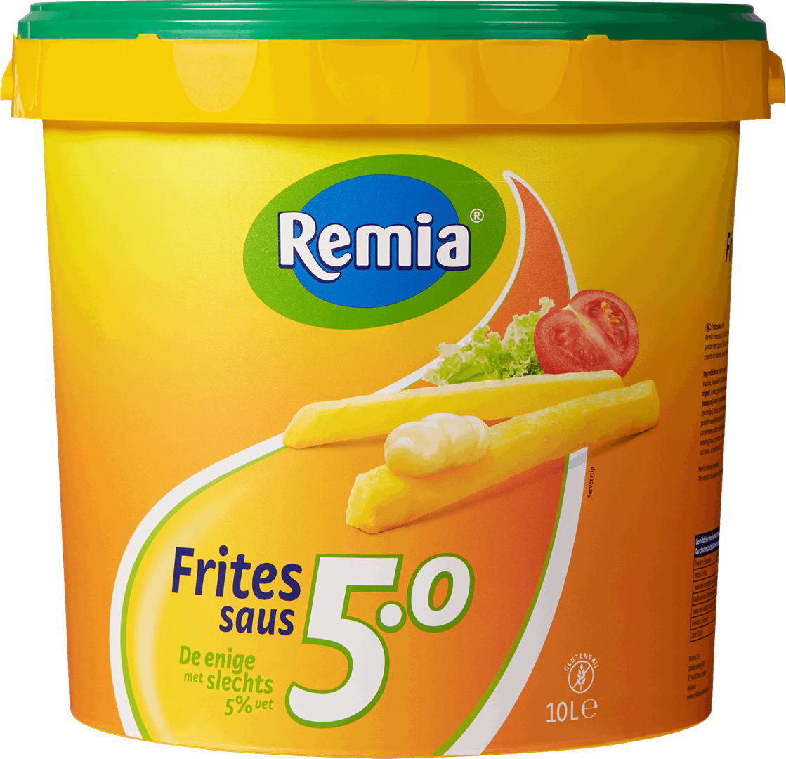 Productafbeelding Remia Fritessaus 5.0 | Emmer 10 L